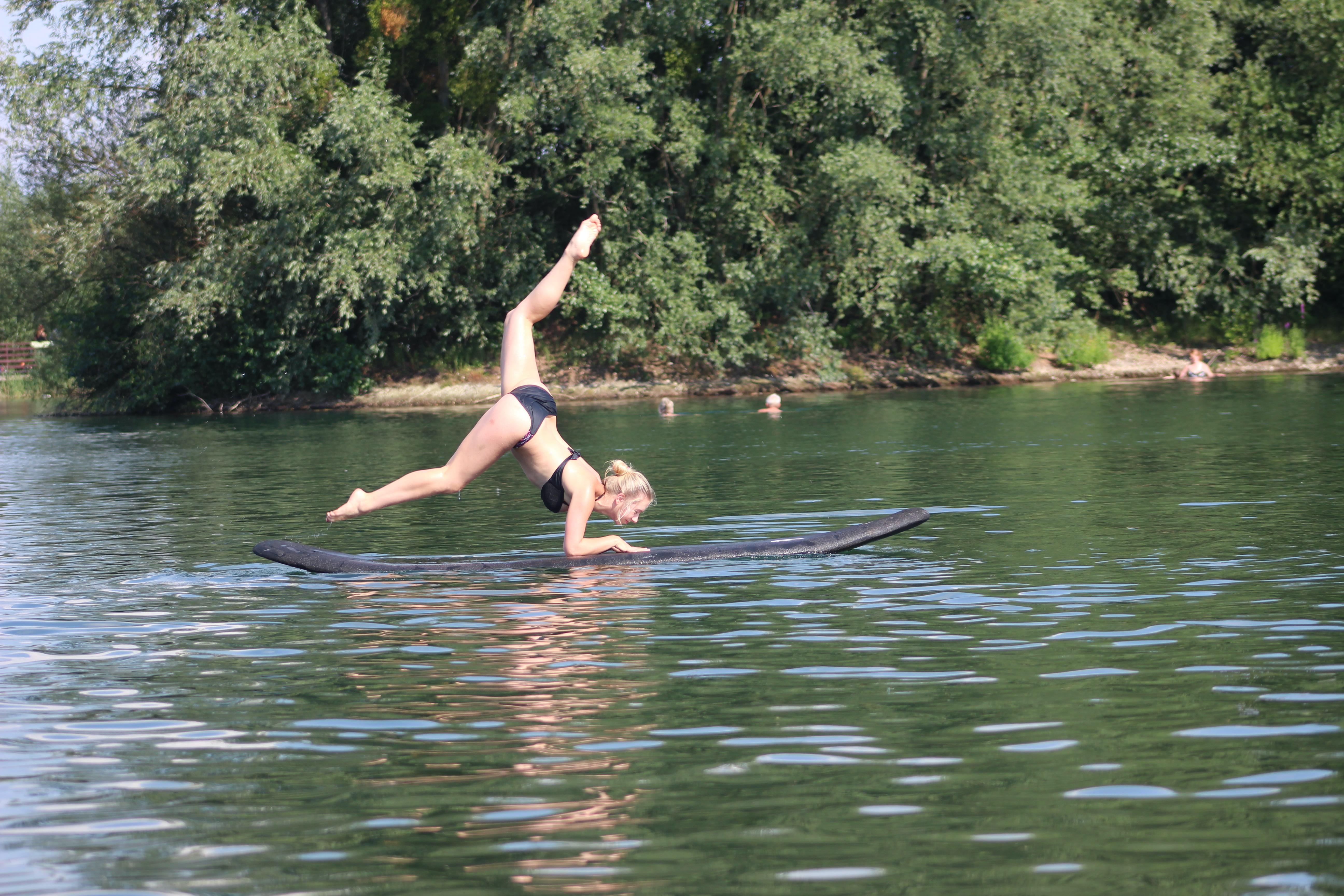 Ekologický paddleboard